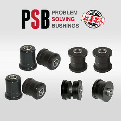2x Odyssey 05-06 Front Lower Arm Poly Bushings Rear Position Steel Arm PSB 551