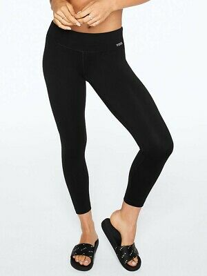 4fd7e57456c10e Victoria's Secret Pink Ultimate COOL & COMFY CUTOUT TIGHT LEGGING xs NWT  black