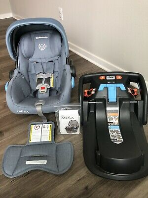 UPPAbaby Mesa Henry Car Seat and Base