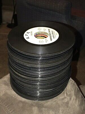 LOT of 71 45 RPM Record 50s 60's R&B, Soul, DOO WOP,  ETC all G to VG
