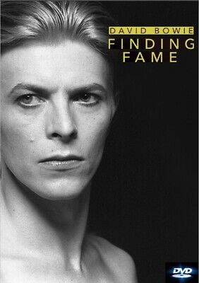 David Bowie: Finding Fame - Bbc Film Documentary Dvd (2019)
