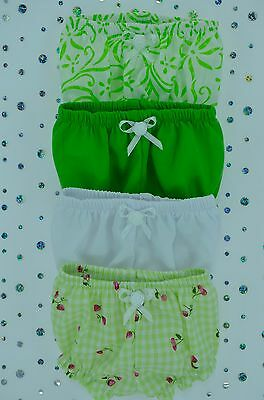 """Play n Wear Doll Clothes For 16"""" Cabbage Patch~17"""" Baby Born 4x KNICKERS"""