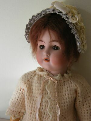 Antique Doll, ABG - Sweet Nell -65 cm tall.