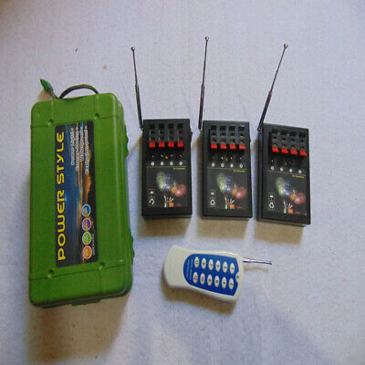 12 Cues Wireless Fireworks Firing system equipment+12pcs wire-2019 New fashion
