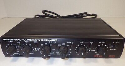 Applied Research & Technology Art Professional Parametric Tube Equalizer Tube Eq