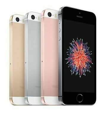 Apple iPhone SE 16GB, 32GB, 64GB, 128GB Spacegrau, Silver, Gold Rosegold NEU Jun