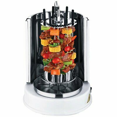 Vertical Rotisserie Oven Electric Grill Countertop Oven Shawarma Machine