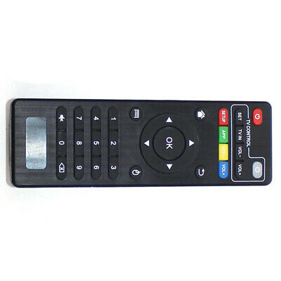 Universal TV Remote Control For Android T95M T95N X96mini M8s Tx3mini T95x Set