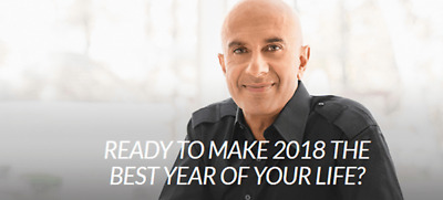 ⚡️Robin Sharma – Your Absolute Best Year Yet 2018🔥