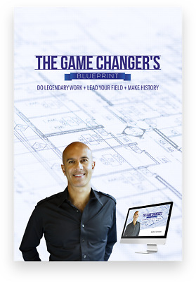 ⚡️Robin Sharma The Game Changer's Blueprint [WORTH: $499]🔥