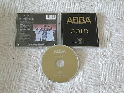 CD Album ABBA ‎– Gold (Greatest Hits)