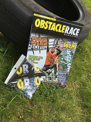 Obstacle Race Magazine - Issue Summer 2019 + Neck Scarf