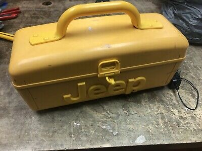 """""""JEEP"""" Portable Stereo 1995 Working Wes's-1a Telemania"""