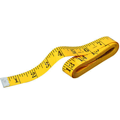 5X(120 inch Flexible Sewing Ruler for Tailor Dressmaker's Sewing Ruler Measu P4)
