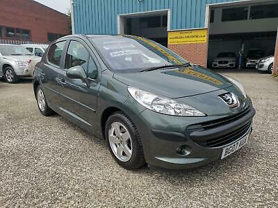 Peugeot 207 1.4 16v SE 5dr HATCHBACK 2007 07 REG 1 OWNER LOW MILEAGE
