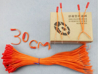 300 piece pack 11.81in 30cm Wire Fireworks Firing System +USA Ship connect wire