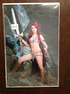 Vault 35 Red Sonja Vol 4 #9 Cover A FN//VF 2017 Dynamite Comic