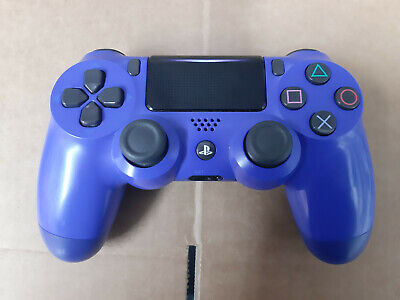 official Sony PS4 DualShock 4 V2 Wireless Controller blue.