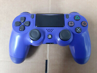official Sony PS4 DualShock 4 V2 Wireless Controller blue.//