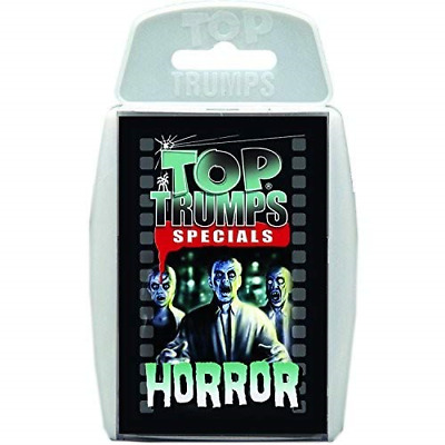 Top Trumps Horror Card Game
