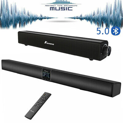 20W/40W TV Home Theater Soundbar Bluetooth 40W Speaker System Subwoofer HIFI