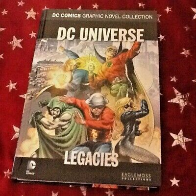 Dc Comics Graphic Novel Collection: Dc Universe-Legacies