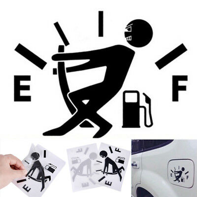 1Pc Funny Car Sticker Lowered Truck Boat Window Bumper Waterproof Vinyl Decal KK