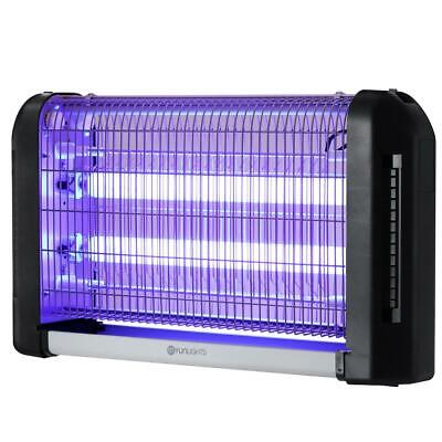 YUNLIGHTS Electric Fly Killer 20W, Bug Fly Zapper Electric Indoor,Effect 80㎡ In