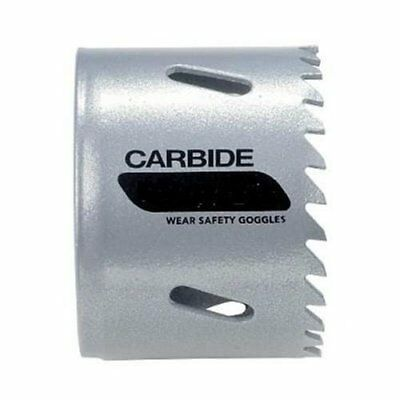 Bahco 3832-102 Carbide Tipped 102mm Holesaw Ceramic Marble Glass Tile Composites