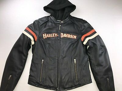 HARLEY DAVIDSON MISS ENTHUSIAST 3 in 1 Outerwear * Gr. XL
