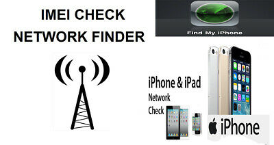 Iphone Any Model Sim Lock Status Iphone Carrier Network  Warranty Check Info