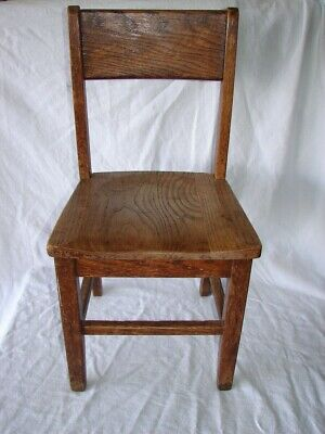 Awesome Wooden Desk Chair Seat With Vintage Hardware Spring Machost Co Dining Chair Design Ideas Machostcouk