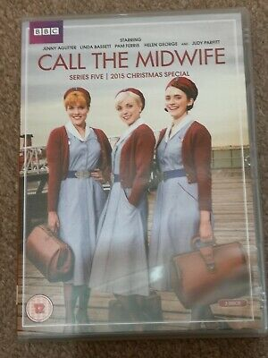 Call The Midwife - Series 5 + 2015 Christmas Special DVD