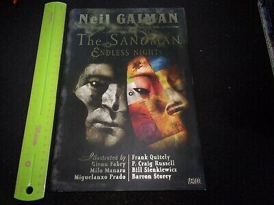 The Sandman: Endless Nights Volume  by Neil Gaiman (2003, Hardcover) HC