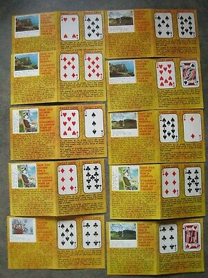 Cigarette  cards  Sweet Caporal Coupons Poker Hand