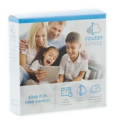 Router LImits - SImple parental control for your home network - SPECIAL 25% OFF!