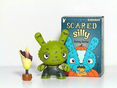 """Bubbles Convention Exclusive 2.5/"""" vinyl figure by The Bots /& UVD Toys MIB"""