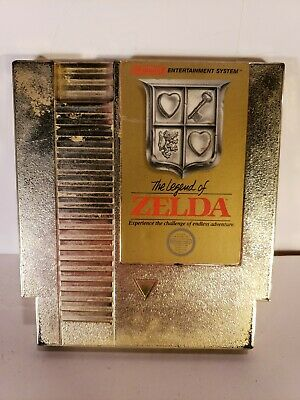 The Legend of Zelda Nintendo Entertainment System NES Tested Works Well 5 Screw
