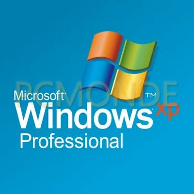 New Microsoft Windows XP Professional Full Version with SP2 (E85-02665)