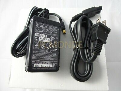 Sony AC Adapter Charger for CyberShot Cameras (AC-LS5)