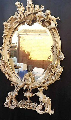 Mirror early 18th century circa 1720