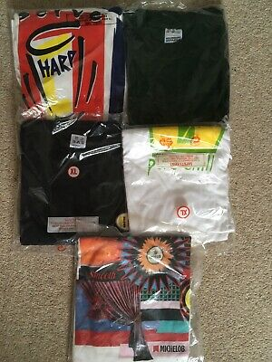 Never Been Worn Size XL **Free Delivery** Vintage Holsten Pils T-Shirt