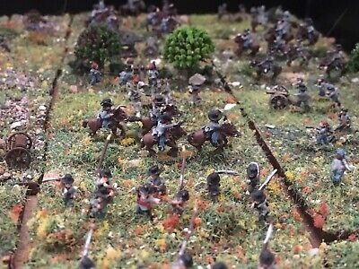 PAINTED 6MM  BACCUS  American Civil War  Large Amount