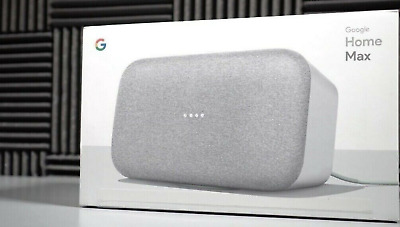 NEW Google Home Max Smart Assistant | Chalk