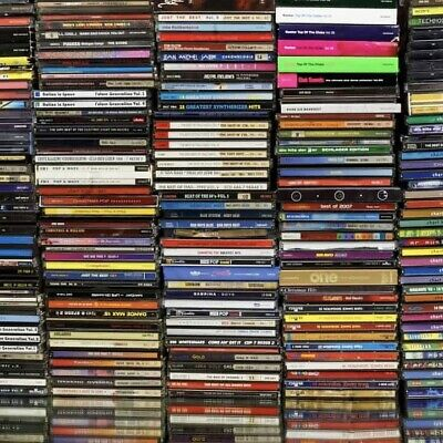 CD Job Lot. Select What You Require. Any 15 CD's Various Artists. Collection Set