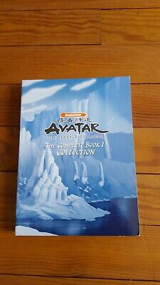 Avatar The Legend of Aanh The Complete Book 1 Collection (FR, DE, NDS; EN )