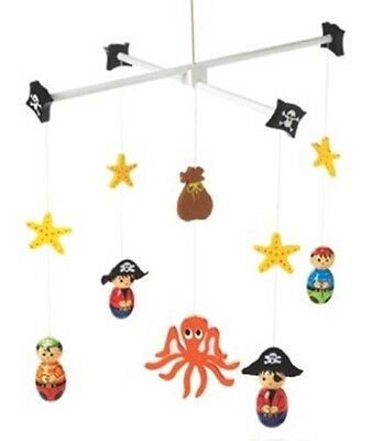 Pirate Mobile by Orange Tree Toys Reduced to £9.00 Please See Description