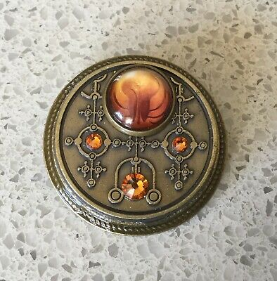 Star Wars Old Republic Insignia Galactic Coin Pin Brooch Galaxy's Edge Cosplay
