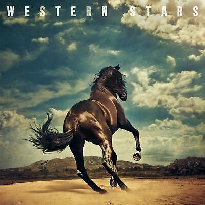 Bruce Springsteen  Western Stars  CD
