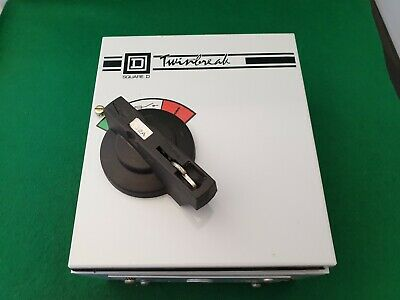 Square D  Fuse Switch Disconnector Isolator  32 Amp TP+N